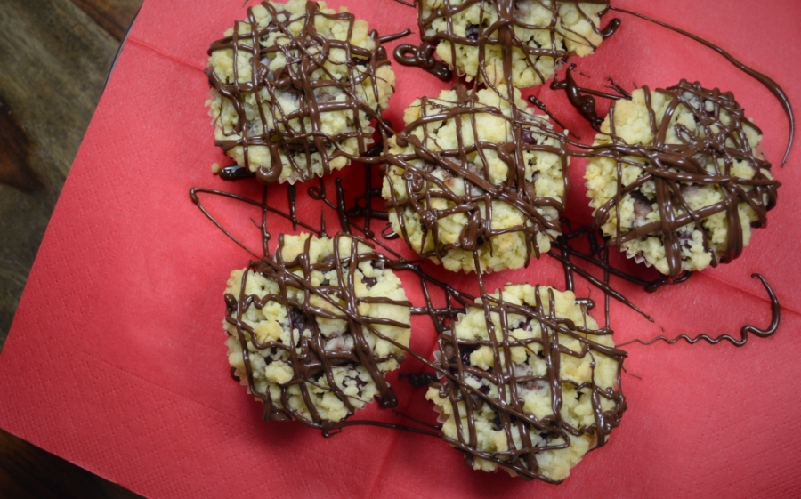 Streuselmuffins
